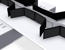 Trading Desk & NOC