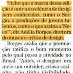 Caderno Ilustrada – Jornal Folha de São Paulo