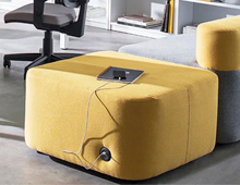 COLAB modular seating